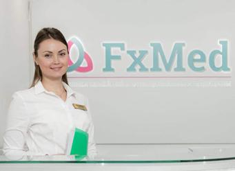 ЛОР-врач Горбачёва Анна Дмитриевна, г. Киев - Клиника FxMed